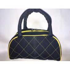 Жіноча сумка-саквояж
